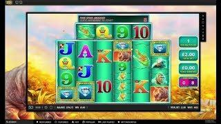 Sunday Slots with The Bandit - Raging Rhino Megaways, Tome of Madness and More!