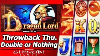 Dragon Lord Slot - Throwback Thursday Double or Nothing