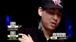 Incredible Call in Poker by Kenny Tran