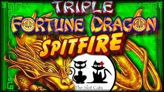 Angel of the Winds Casino • Misc. Slots • Triple Fortune Dragon Spitfire • The Slot Cats •