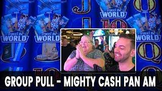 ••• $4000 GROUP PULL! • Mighty Cash Pan Am @ Cosmo Las Vegas ON THE STRIP