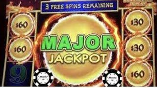 MAJOR PROGRESSIVE JACKPOT CASINO WIN Dragon Link Slot Machine-Subscribe to Billys Living Room