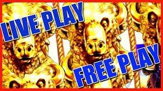 • Slot Machines : Buffalo Gold Max Bet! • Live Play on Free Play   Slot Traveler