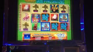 Far East Fortunes Slot Machine Bonus