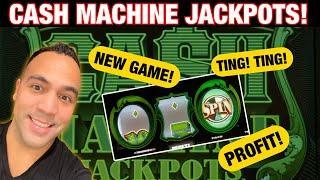 ⋆ Slots ⋆NEW CASH MACHINE JACKPOTS = AMAZING PROFIT ⋆ Slots ⋆ ⋆ Slots ⋆ | New Monopoly Money Grab &