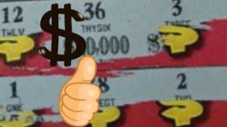 *Huge lottery claim winner* Rare 1/800,000 odds win! *PA Lottery winner* PA skills 2nd spin bonus