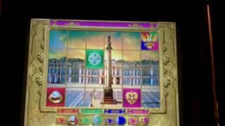 Russian Treasures Tile Slot Bonus - IGT