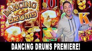 ★ Slots ★ LIVE ★ Slots ★ HIGH LIMIT Dancing Drums! ★ Slots ★ Chasing $300K GRAND
