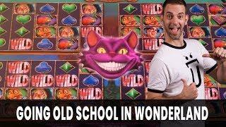 • OLD SCHOOL in Wonderland • Fun Times @ El Cortez Las Vegas