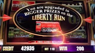 Gold Class Cash Express Slot Machine Bonus ~ BIG WIN! ~ LOTS OF TRAIN CARS! • DJ BIZICK'S SLOT CHANN