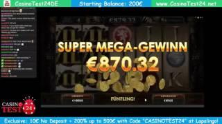 Game of Thrones Slot - BARATHEON FREESPINS 6€ BET LIVE ON STREAM - SUPER BIG WIN!