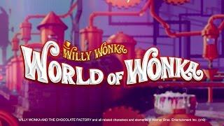 World of Wonka Gamescape