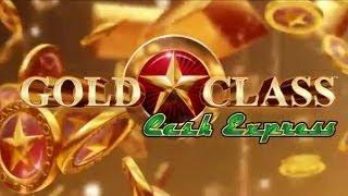 Gold Class Cash Express Train Bonus - Fun Big Win