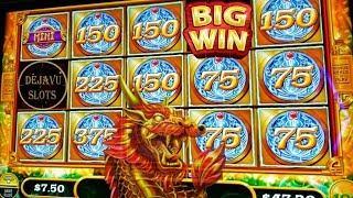 MIGHTY CASH • GREAT SESSION • $5.00 - $7.50 Bet • BONUS • Live Slots Play w/ Dejavu Slots