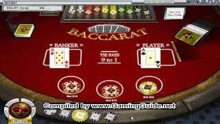 GC Baccarat Table Games