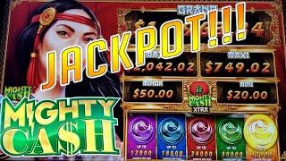 •MIGHTY CASH MADNESS @Pechanga casino• NU XIA $25 Bets Only! S1E1