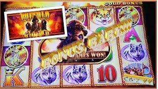 •FAB FRIDAY• HUGE WIN/Big Win  •Buffalo Gold - Slot Machine Bonus ~ Aristocrat•