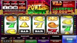 Wild Power Boost• slot by iSoftBet video game preview