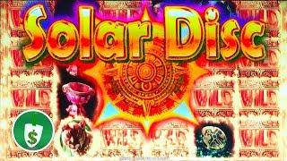 •  Solar Disc slot machine