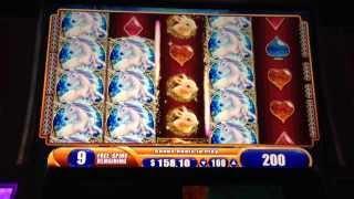 Mystical Unicorn - WMS Slot Machine Bonus