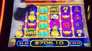 Double Happiness Panda - Bonus Free Spins Mini Boom - BoD Slots