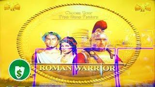 Roman Warrior slot machine, bonus