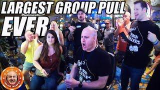 •RECORD BREAKING WIN! •$31,000 World's LARGEST Group Pull EVER! •