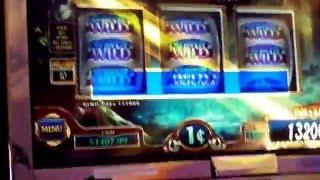 Lord of the Rings - MASSIVE Slot Machine Jackpot Hand Pay
