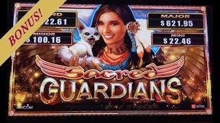 San Manuel • Sacred Guardians••The Slot Cats •