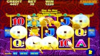 5 Dragons Deluxe Slot Machine, 5 Coin Mystery Choice