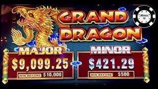 LOCK IT LINK EUREKA REEL BLAST & GRAND DRAGON SLOT MACHINE