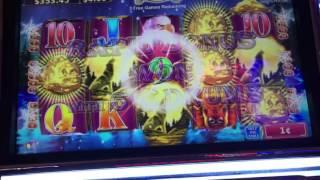 Northern Treasure Rapid Revolver Bonus Big Win Max Bet