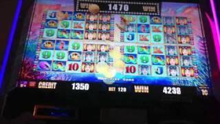 Aristocrat - More Pearls Slot - Borgata Hotel and Casino - Atlantic City, NJ