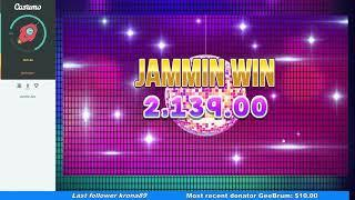 Jammin Jars - Monster Win