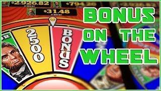 SUPER Sky Wheel ON FIRE! • SPINNING • SATURDAYS • Slot Machine Pokies at San Manuel, SoCal