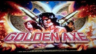 Aristocrat Technologies - Golden Axe Slot Bonus Wi
