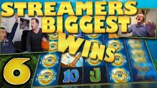 Streamers Biggest Wins – #6 / 2018