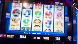 BUSTED!! NO PICTURES Indian Dreaming Aristocrat wonder 4 slot bonus fail
