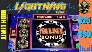 MEGA Jackpot Handpay • Spring cleaning•High Limit Lightning Link High Stakes