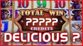 •  WILD WILD GEMS + Buffalo Deliciousness? • • Slot Machine Pokies w Brian Christopher