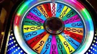 Wheel of Fortune Slot Machine - Top Wheel Jackpot