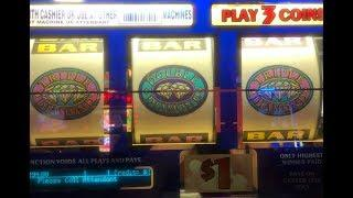 JACKPOT LIVE•Triple Double Diamond Slot Handpay on Free Play ! San Manuel Casino, Akafujislot