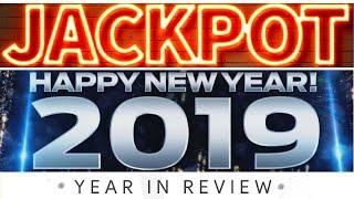 BEST of 2019! YEAR in REVIEW • CASINO JACKPOTS • PITBULL CONCERT •️ FRIENDS • INTROS • BLOOPERS •