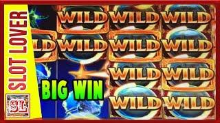 ** GREAT WIN ON OCEANS WILD ** SLOT LOVER **
