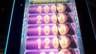 Aristocrat The walking dead Slot machine bonus CDC Wheel Good Win