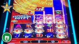 •️ New - Expanding Egypt slot machine, 3 sessions, bonuses