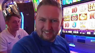 California - Nevada Casino rat Run March 2019 Part 10 Blade Blade Blade with Huge line hit!