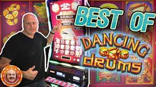 •BEST JACKPOT HITS of Dancing Drums! •Trip Down Memory Lane! | The Big Jackpot