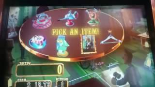 Winning Bid 2 Slot Machine Bonus - Mystery Bidder!