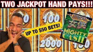 2 Jackpot Handpays on Mighty Cash at Atlantis Reno!  Dream Profit!! ⋆ Slots ⋆ ⋆ Slots ⋆ ⋆ Slots ⋆ ⋆